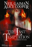 Jaquette de « The Last Temptation »
