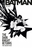 Jaquette de « The Dark Knight Returns: The Golden Child »