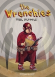 Jaquette de « The Wrenchies »