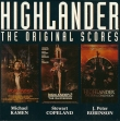 Jaquette de « Highlander: The Original Scores »