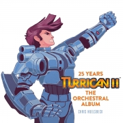 Affiche de la critique « Turrican 2 : The 25th Years Orchestral Album par Chris Huelsbeck »