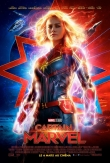 Jaquette de « Captain Marvel »