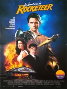 Affiche de la critique « Les Aventures de Rocketeer de Joe Johnston »