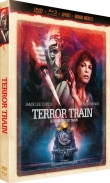 Jaquette de « Terror Train : Le Monstre du train »