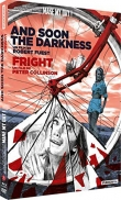 Jaquette de « And Soon The Darkness + Fright »
