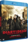 Jaquette de « Diary of the Dead - Chroniques des Morts-Vivants »