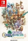 Jaquette de « Final Fantasy Crystal Chronicles : Remasterised Edition »