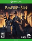 Jaquette de « Empire of Sin  »