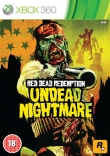 Jaquette de « Red Dead Redemption : Undead Nightmare »