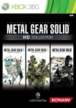 Jaquette de « Metal Gear Solid HD Collection »