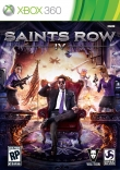 Jaquette de « Saints Row IV »