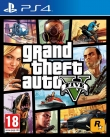 Jaquette de « Grand Theft Auto V (Remastered) »