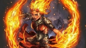 Image de « Magic The Gathering - Chandra T.1 »