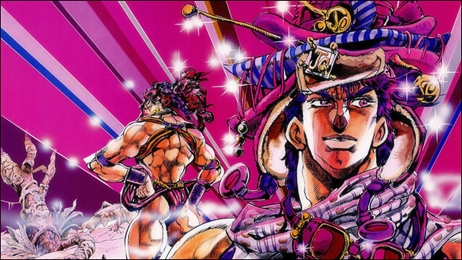Image de « Battle Tendency – Jojo's Bizarre Adventure vol.1 »