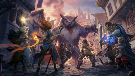 Image de « Pathfinder Kingmaker: Definitive Edition »