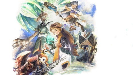 Image de « Final Fantasy Crystal Chronicles : Remasterised Edition »