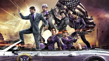 Image de « Saints Row IV »