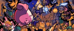 Image de « Entretien avec Joe Harty, lead artist d'Enter The Gungeon »