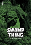 Jaquette de « Swamp Thing  »