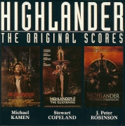 Affiche de la critique « Highlander: The Original Scores »