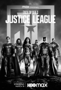 Affiche de la critique « Zack Snyder's Justice League »