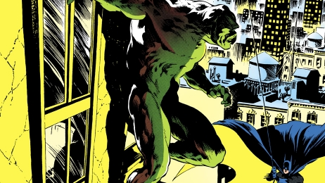 Image de « Swamp Thing  »